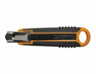 Nůž FISKARS odlamovací + automatické zasouvání 18mm 1004683