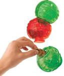 Hračka guma Vianoce. Lock-IT M Kong