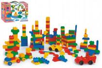 Kocky stavebnice Mini Blocks plast Wader