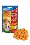 Esquisita Drops s Karotenem a vitaminy Hlodavec 75g TR