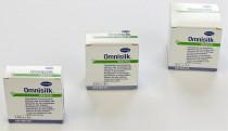 Náplasť Omnisilk - hypoalergénny fixačný 5cm / 5m