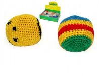 Hakisák míček footbag 6cm