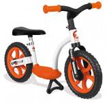 Cykloodrážedlo oranžovej, stojan