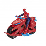 SPD Spiderman na motorke