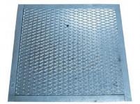 plech zákrytové 500x500mm Zn