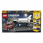 Lego Creator Preprava raketoplánu