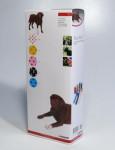 Obin.elastické Fun-Flex Kruuse - mix barev 10ks 5cm