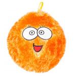 Lopta Fuzzy tvár 230mm - mix variantov či farieb