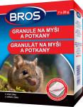 Bros - granule na myši a potkany 140 g