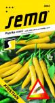 Semo Paprika zeleninová pálivá chili - Kristián žltá na pole ik rýchlenie 0,4g / SHU 55 000 /