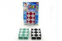Hra had hlavolam plast na kartě - mix variant či barev
