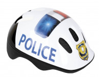 Spokey Police dětská cyklistická přilba 49-56 cm
