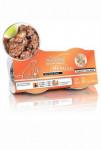 Platinum Menu Mini Turkey + Salmon 4x100g