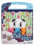 Play-Doh Dohvinci náhradní tuby s pozadím - mix variant či barev