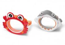 Potápačské maska žralokov, rak - mix variantov či farieb