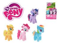 Poník My Little Pony plyš 17cm - mix variant či barev