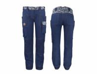 Kalhoty GARDEN GIRL DENIM velikost 36/S
