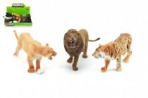 Zvířátka plast 10cm - mix variant či barev