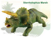 Dinosaurus - Sterrholophus Marsh 27 cm
