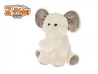Slon plyš 26cm 2-Play