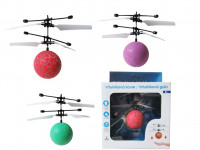 Vrtulníková koule s LED