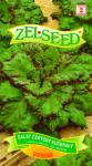 Seva Zelseed Šalát letné - Dekor kučeravý, listový, červený 0,7g