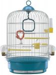 Bird cage with equipment, mix of colors Regina Ferplast dia. 32.5 x 49 cm - VÝPREDAJ