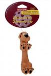 Hračka pes Psík latex 13cm Zolux