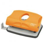 Děrovačka -2150OR plastová, na 15 listů, oranžová