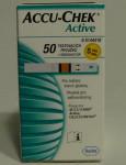 Prúžky ku glukometra Accu-Check Aktive Glucose 1x50ks