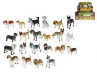 Pes plast 8-12cm - mix variant či barev