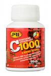 Vitamín C prírodnej so šípkami JML 1000mg 60tbl