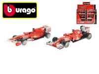 Formula Bburago Ferrari F1 kov 11cm