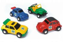 Auto Color Cars plast 20-23cm Wader - mix variantov či farieb