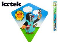 Drak lietajúci Krtek plast 68x73cm - mix variantov či farieb