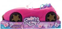 Auto závodné Sparkle Girlz