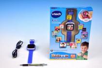 Kidizoom VTech Smart hodinky modré s fotoaparátem a videokamerou a doplňky na baterie