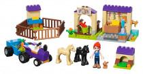 Lego Friends 41361 Mia a stajňa pre žriebätá