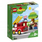 Lego Duplo 10901 Hasičské auto