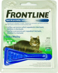 Frontline spot-on cat auv sol 1 x 0,5 ml