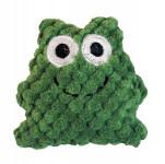 Hračka cat textil Active Žaba Kong 1 ks