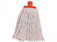 koncovka mopu bavlna 17cm závit hrubý - mix farieb