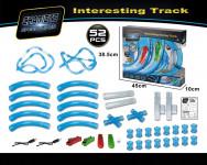 RC orbitálne dráha 52 dielov