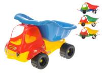 Auto nákladné 41 cm - mix farieb