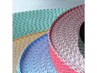popruh PPV 25x2-3mm farebný (50m)