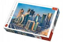 Puzzle Doha Katar 2000 dielikov 96x68cm