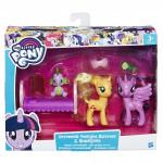 Hasbro My Little Pony Set 2 poníkov s doplnkami - mix variantov či farieb - VÝPREDAJ
