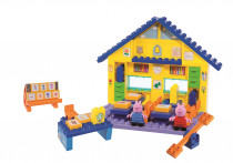 PlayBig Bloxx Peppa Pig Škola