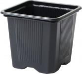 Květináč - kontejner, měkký plast 7x7x8 cm