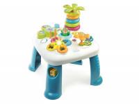 Cotoons Multifunkčný hrací stôl modrý